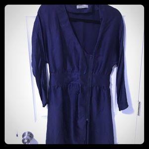 Dresses & Skirts - 100% silk pencil dress